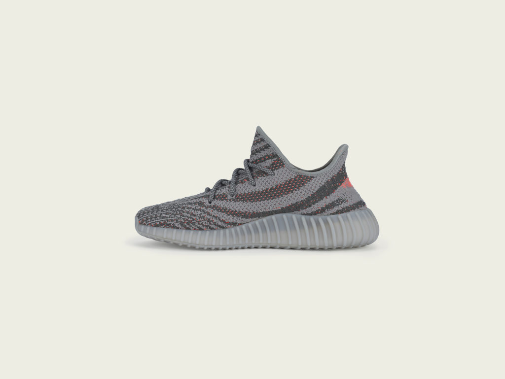 What Was The First Shoe Kanye Made With Adidas