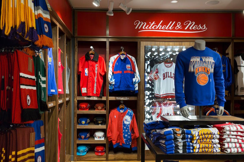 335d63c40b5 Allen Iverson Teamed Up With a Mitchell   Ness NBA Store variety