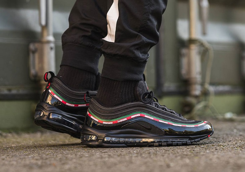 official photos cbd1c 74abb Undefeated and Nike Set Release Date for Air Max 97 - SNEAKER SUMMIT ...